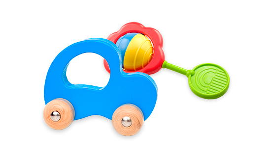 PGT: Baby toys