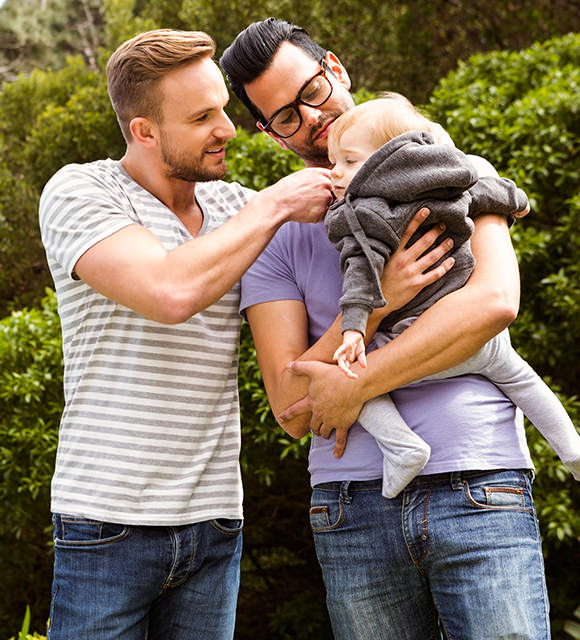 Surrogacy in the USA for Gay Couple