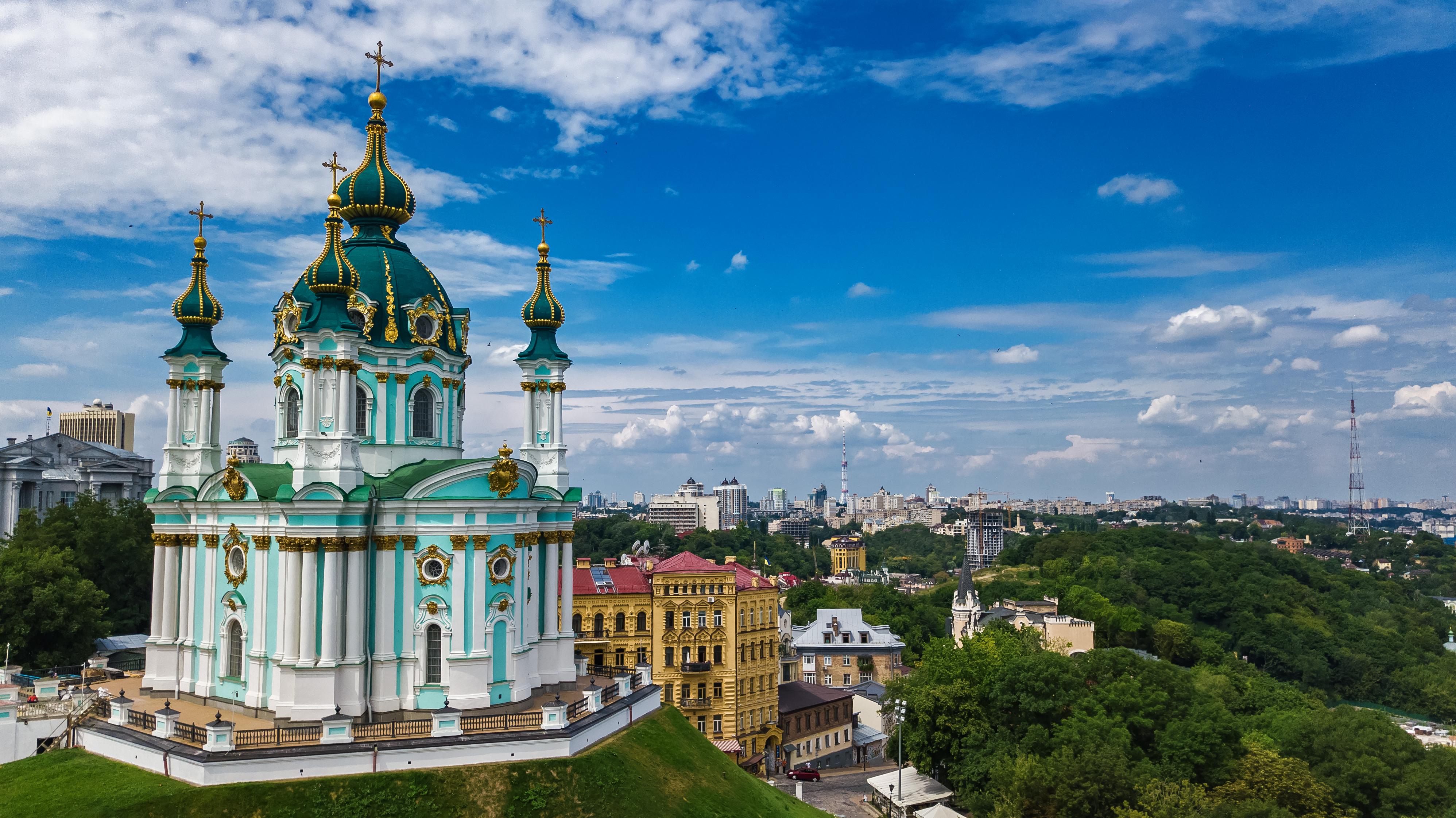Andriivsky - Kiev, Ukraine
