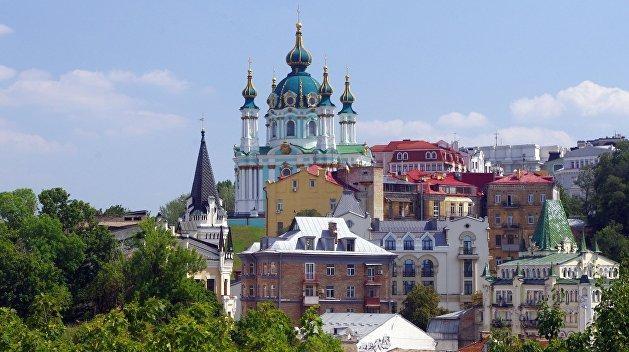 Sehenswürdigkeiten in Kiew - Andreassteig (Andrriwskiy Uswis) und Podil