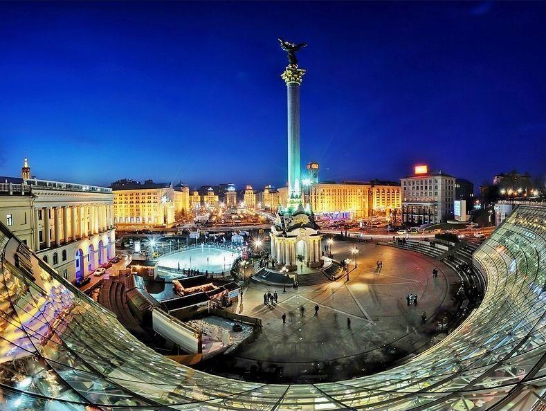 Que faire à Kiev - Maidan Nezalezhnosti and Khreshchatyk Street