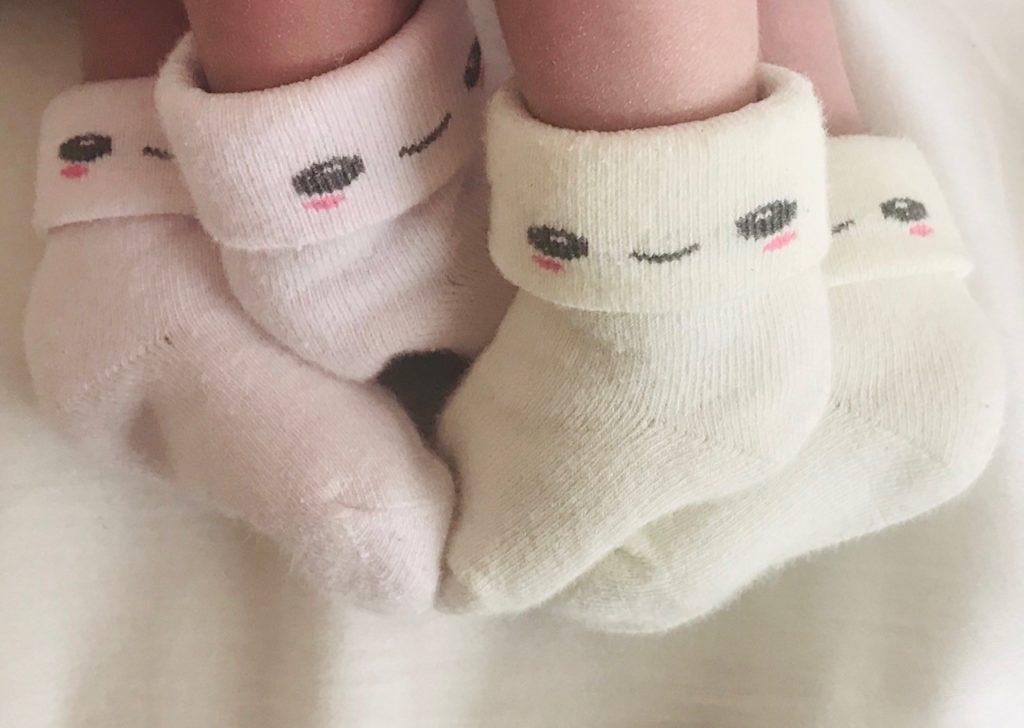Neugeborene bei Ilaya