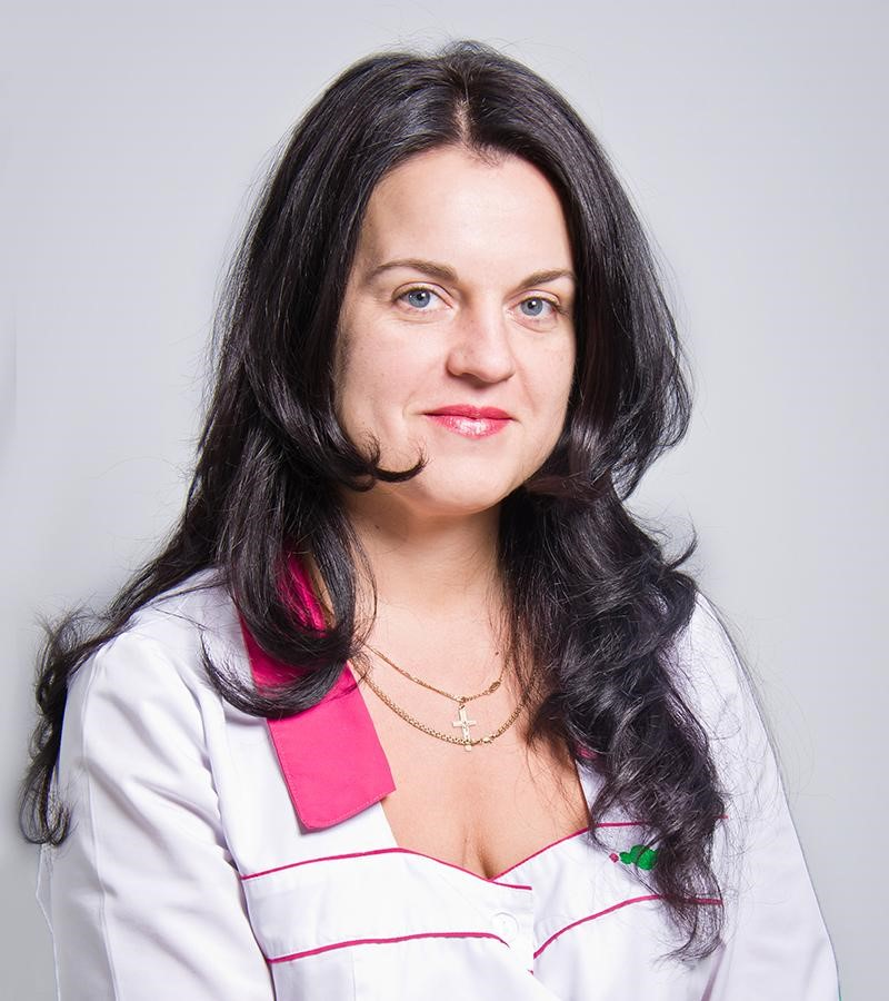 Meet the Team - Spotlight with Dr. Zlata Korop